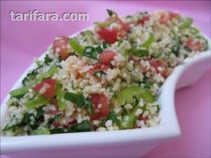 Bulgurlu Salata