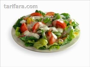 Yoğurtlu Diyet Salata