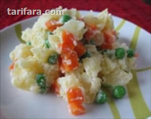 Amerikan / Rus Salatası