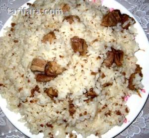Etli Pirinç Pilavı