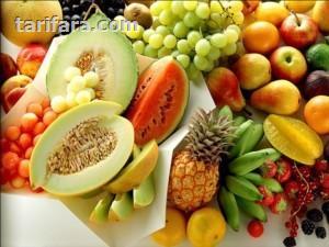 Renkli Meyve Kokteyli