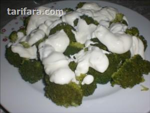 Diyet Yoğurtlu Brokoli