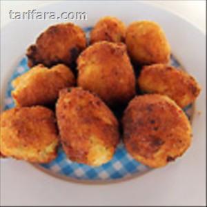 Kızarmış Patates Köftesi