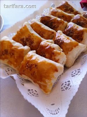Milföylü Tavuklu Börek