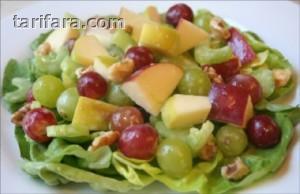 Waldorf Salatası Tarifi Tarifara