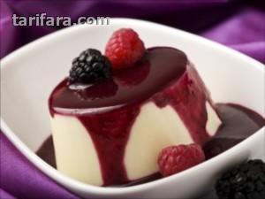 Çikolatalı Panna Cotta