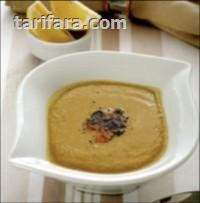 Mahluta çorbası