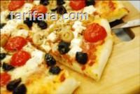 Akdeniz Pizzası