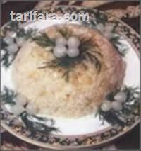 Arpacık Soğanlı Pilav
