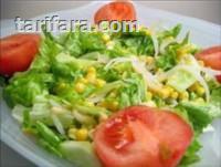 Soya Filizli Salata