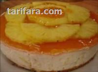 Ananaslı Tropik Pasta