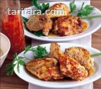 Baharatlı Tavuk Tabağı
