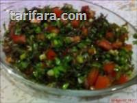 Zehter Salatası