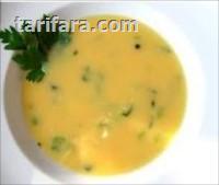 Balıklı bebek çorbası