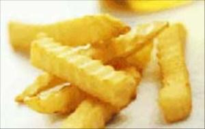 Kıtır kıtır patates kızartması için